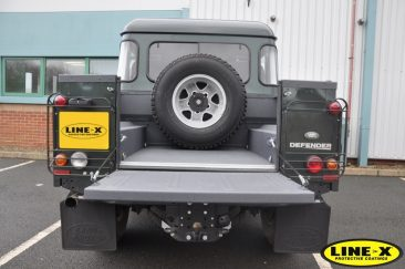 LINE-X for Land Rover
